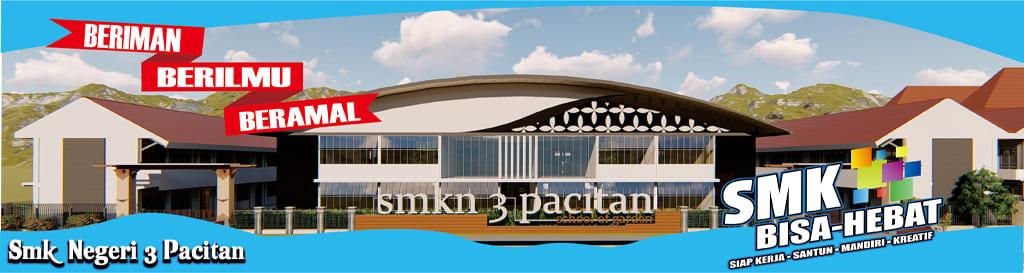 Website Resmi SMK Negeri 3 Pacitan